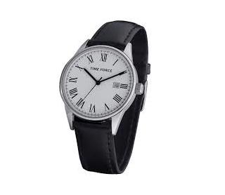 Reloj caballero piel TF3333M02