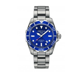Certina DS Action Diver´s Watch C0134071104100
