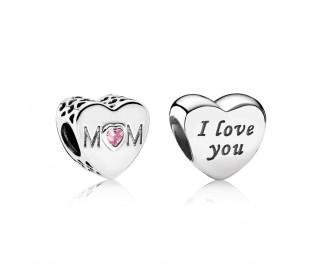 Charm Corazón Mum