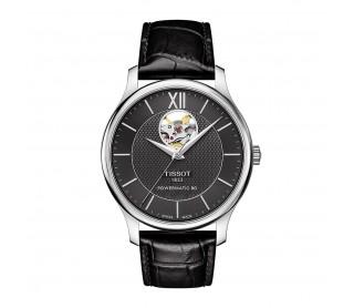 Reloj Tissot Tradition automático negro