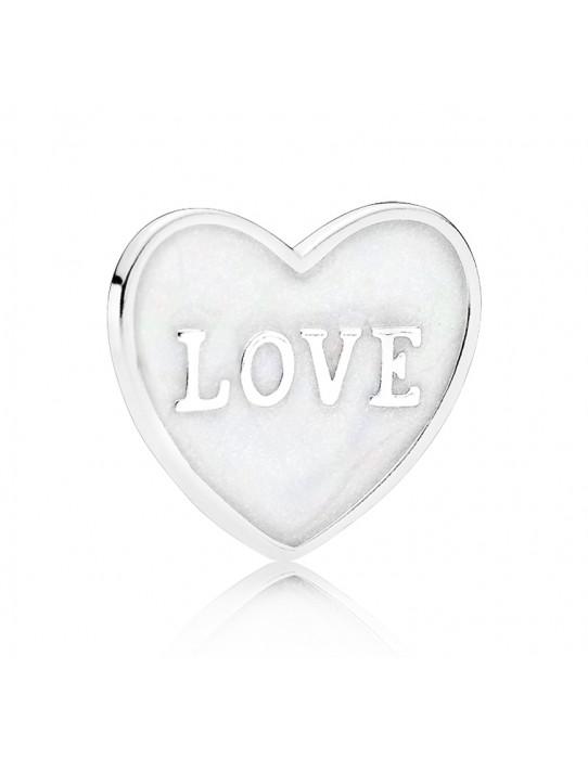 Plate Corazón de Amor Pequeño