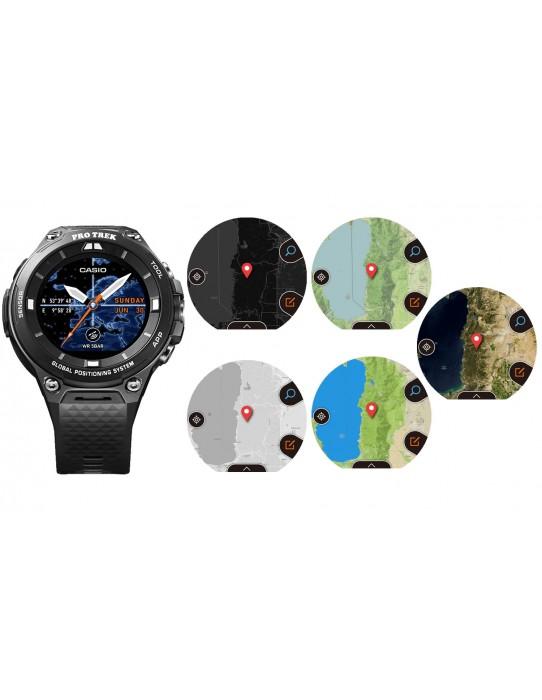 Wsd F20 Protrek Bk Smart Watch TZPikOXu