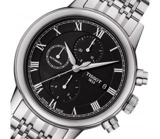 Reloj Tissot Carson Automatico negro