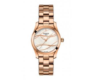 Reloj T-Wave rosa