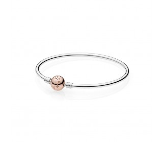 Pulsera Rigida Moments Rose