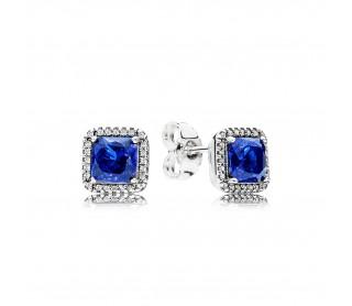Pendientes Elegancia Atemporal Azul