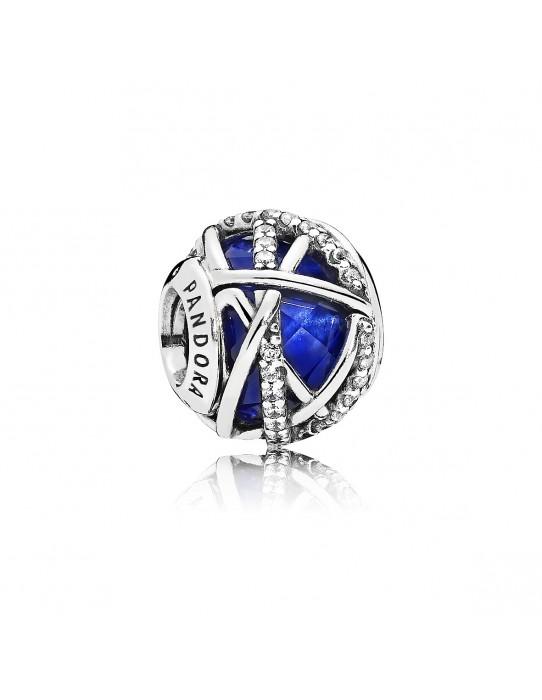 Charm Galaxia Azul Royal