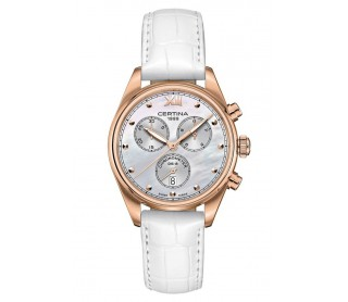 Certina DS-8 Lady Chronograph C0332343611800