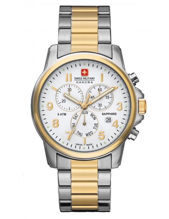 Reloj Swiss Military Soldier Bicolor 65142155001