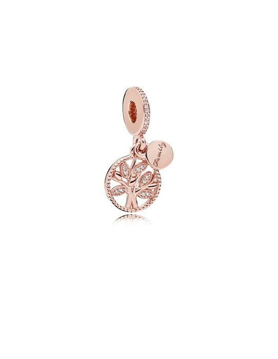 Charm Herencia Familiar Rose