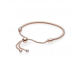 Pulsera Moments Deslizante Rose