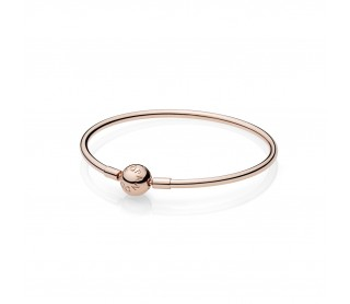 Pulsera Moments Rose Rigida