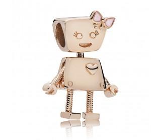 Charm Robot Bella Rose