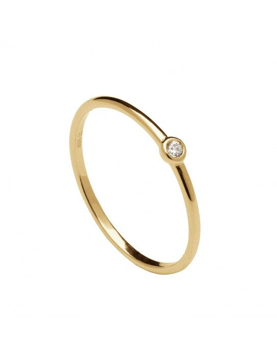 Anillo Classic Gold AN01-029
