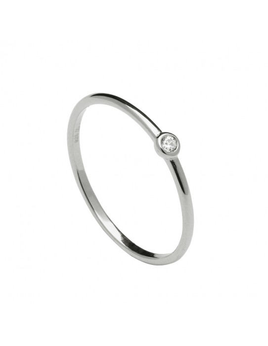 Anillo Classic Silver AN02-029