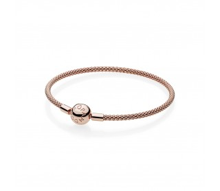 Pulsera  Moments malla Rose