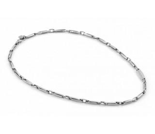 Collar Bond  Streetstyle acero Alargada 021951 012