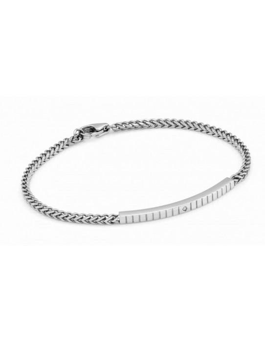 Pulsera Class Acero con Diamante 024820 001