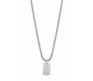 Colgante Class Acero y Diamante 024822 003