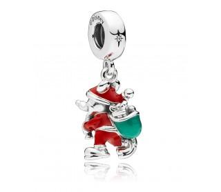 Charm Santa Mickey y Bolsa de Regalos 797501ENMX