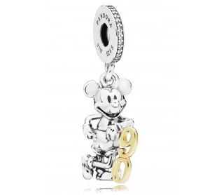 Charm Colgante 90 Aniversario de Mickey 797497CZ