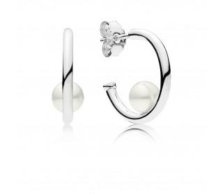 Pendientes Perlas Contemporáneas 297528P
