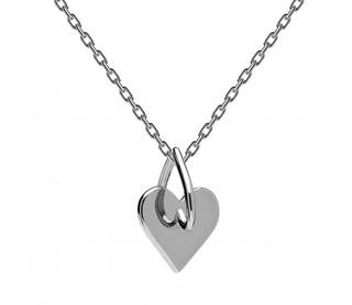 Collar Promise Silver CO02-074-U