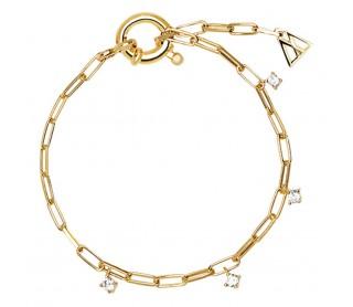 Pulsera Gina Gold PU01-043-U