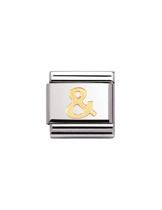 Link Simbolo & Acero y Oro 030109 27
