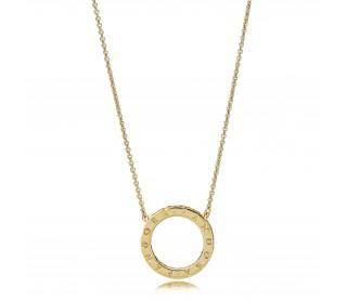 Collar Shine Corazones de Pandora 367121CZ
