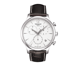 Reloj Tissot Tradition Chrono T0636171603700
