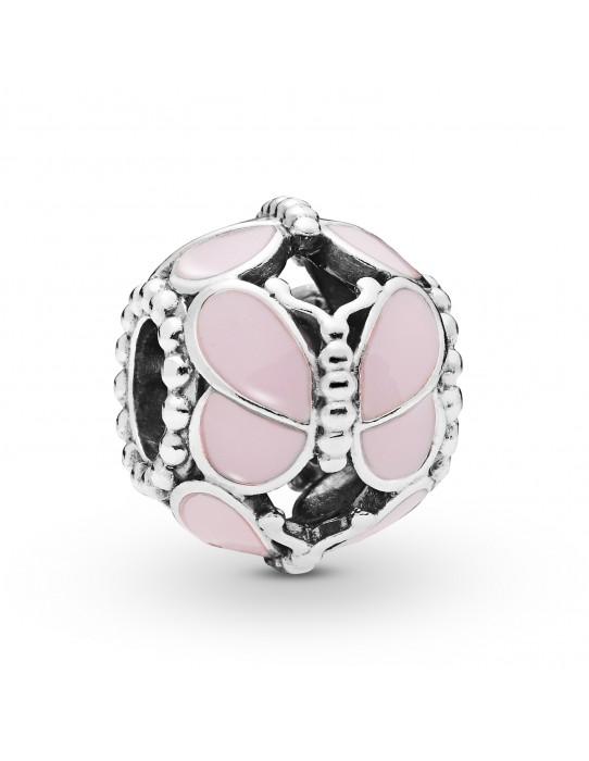 Charm Mariposas Rosas 797855EN160