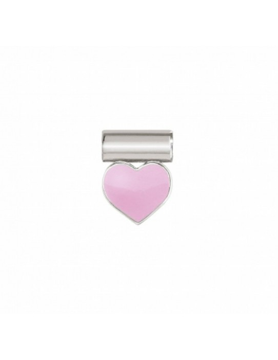 Colgante Seimia Corazón Rosa 147118 001