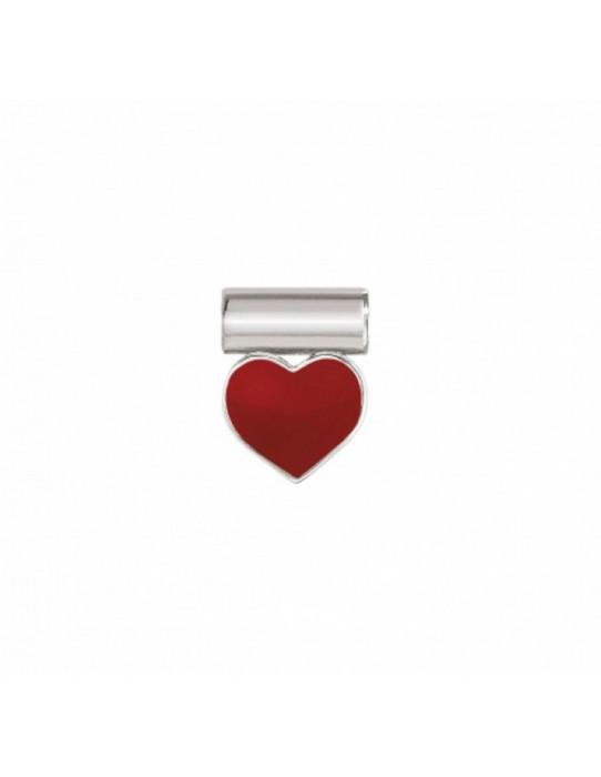 Colgante Seimia corazón rojo 147118 003