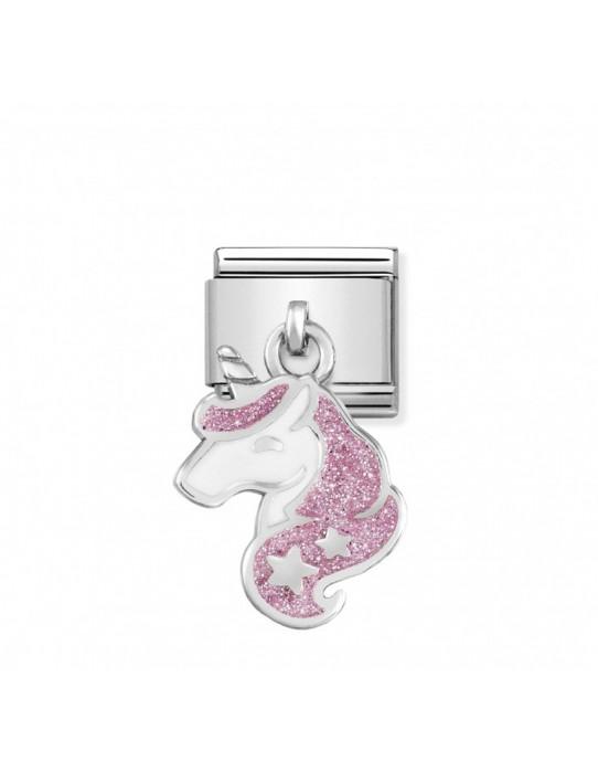 Link Nomination Classic Unicornio Esmalte 331805 13