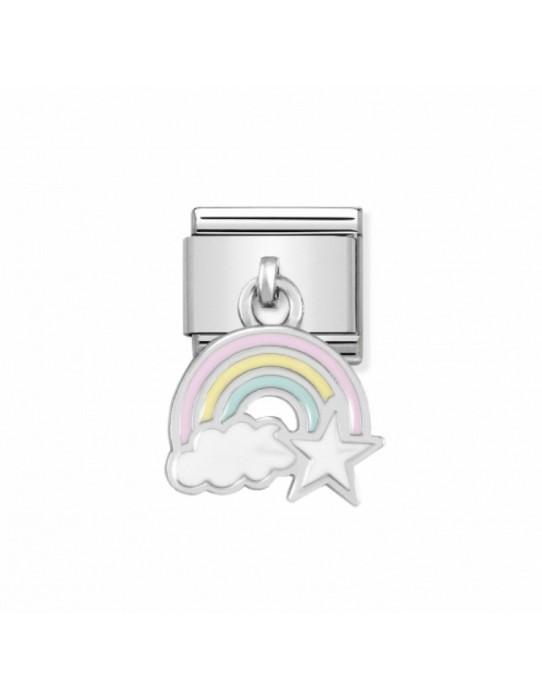 Link Nomination classic Arco Iris Esmalte 331805 17