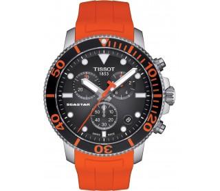 Reloj Tissot SeaStar 1000 Chronograph T1204171705101