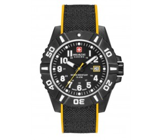 Reloj Swiss Military Black...