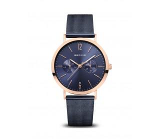 Reloj Bering Classic Azul y...
