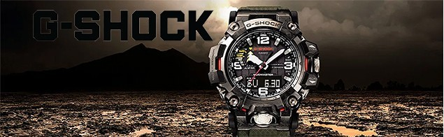 G-Shock Hombre