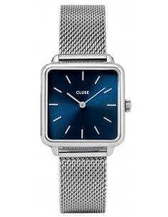 Reloj Cluse Aravis Mesh Silver